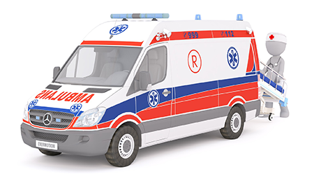 Emergency Ambulance image